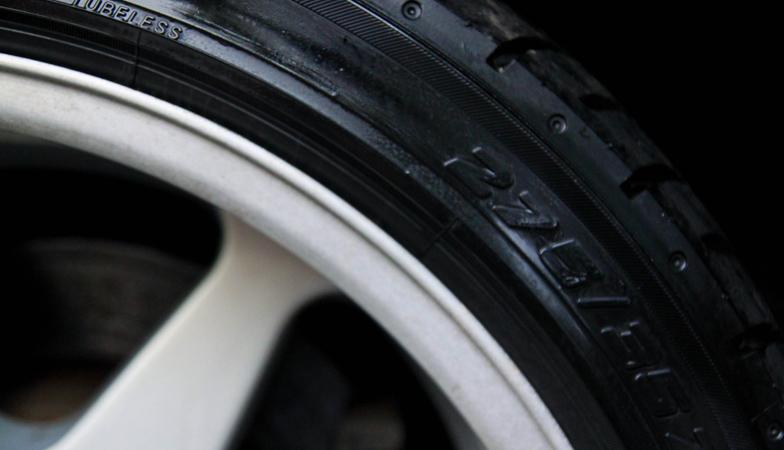Теперь шины выглядят по-настоящему достойно!